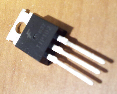 1pc Tip102 Npn 100v 8a Pinball Machine Driver Transistor To-220 Williams Bally