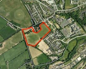 Looking for land with planning permission