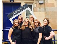 Part Time Receptionist for Hair and Beauty Salon Glasgow