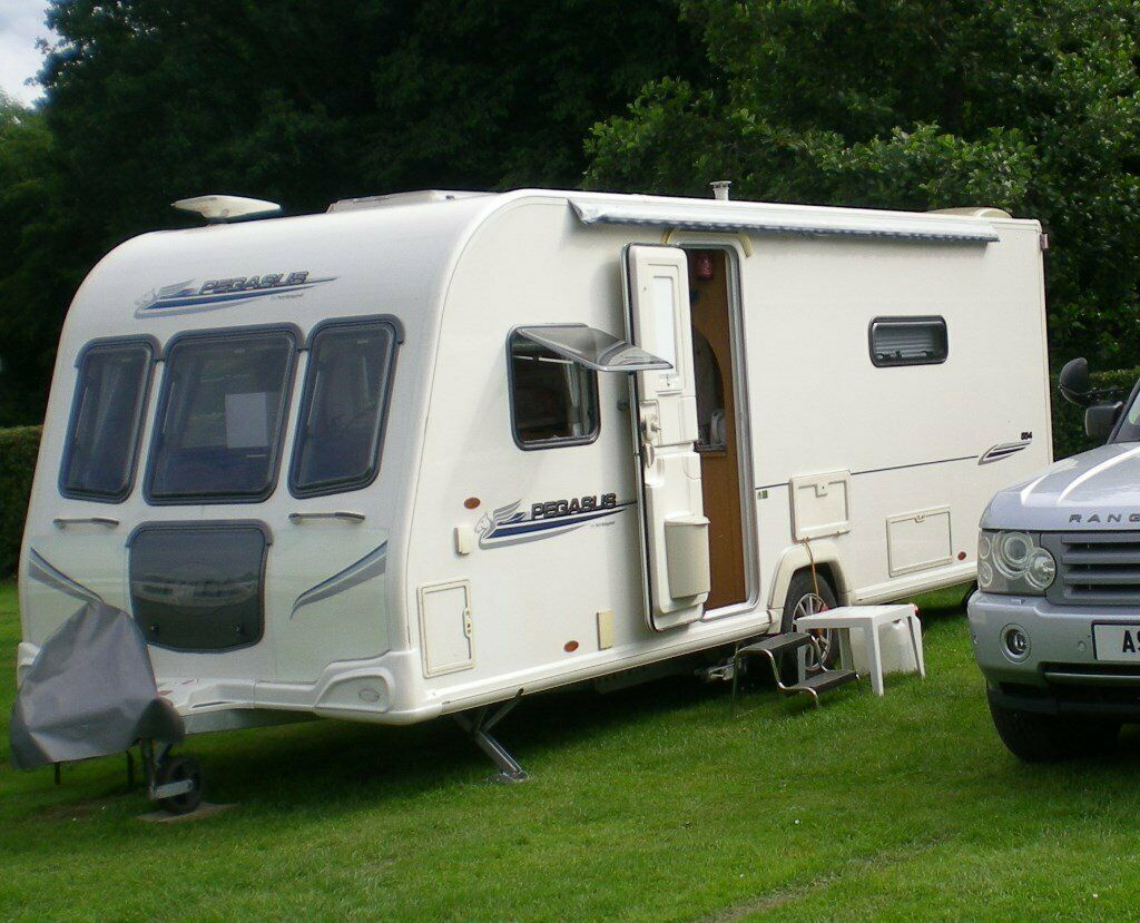 Fiamma Caravanstore 410 Roll Out Awning | in Leamington ...