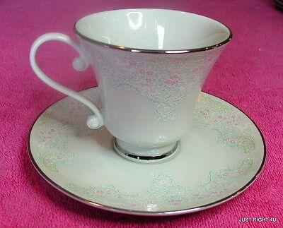 Belcrest Fine China (Brocade) CUP & SAUCER SET(s) Exc (6 (Brocade Cup)