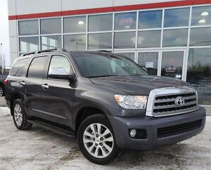 2013 Toyota Sequoia Limited with TECHNOLOGY!!!