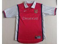 Arsenal 1999 Home Shirt