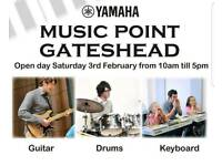 Guitar Lessons Yamaha