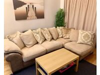 DFS QUALITY corner sofa in PERFECT CONDITION