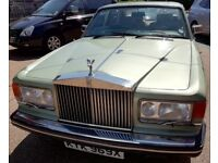 Rolls-Royce Silver Spur 6.8 4dr. A rare car in good solid condition. FULL 12 Month MOT