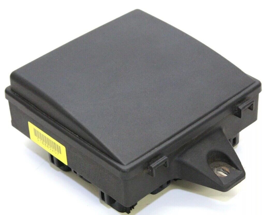 jaguar xj 5w93 14a073 dc jaguar xj x350 engine compartment fuse box front  power distribution box