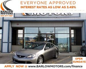 2006 Acura RSX Premium*EVERYONE APPROVED* APPLY NOW DRIVE NOW.