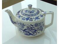 Vintage Staffordshire Teapot