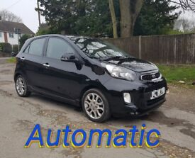 """2015 KIA Picanto 1.2 Automatic Full Service history Low Mileage 13,000 miles """" 6 months warranty """""""