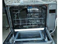 DISHWASHER NEVER USED 4 PLACE SETTING