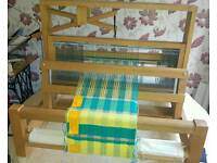 Weaving loom 4 shaft