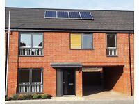 Brand New 3 Bedroomed Houses in Cambridge