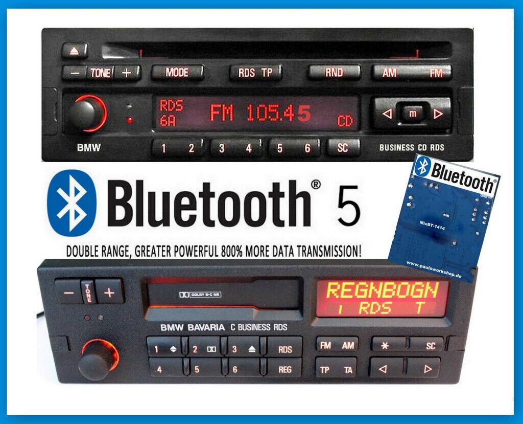 Bluetooth 5 0 Aux Modernisation Conversion Bmw Bavaria C