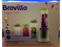 Brand new Breville blender