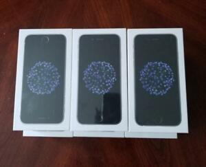 Brand New Sealed in Box iPhone 6 32GB Space Grey, Unlocked, Apple Warranty = $350