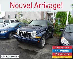 2005 Jeep Liberty Limited +MAG+A/C+REG.VITESSE
