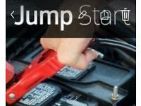 Car Jump Start Service 24hrs - from £17.95