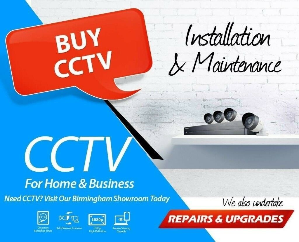 CCTV Installation | Visit our Showroom | We Supply & Fit Hikvision