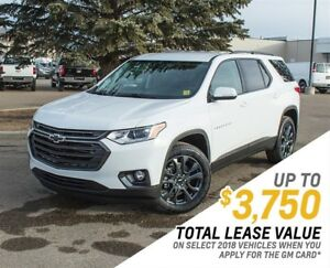 2018 Chevrolet Traverse RS *Leather *NAV *7 Pass