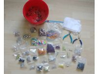 Jewellery making tools and accessories