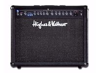 H & K Switchblade 100W TSC Programmable All Tube Analogue Guitar Amplifier 2x12