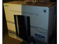 Playstation 3 console with 22 games, Excellent Condition with box, instructions, all leads etc.