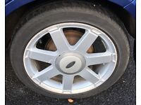 """Wanted 16"""" Fiesta Alloy Wherl"""