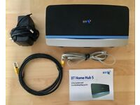 BT Home Hub 5 Dual Band Wireless Router 2.4GHz & 5GHz