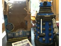 Doctor Who - Radio Controlled Dalek Strategist (Working/Good Condition)