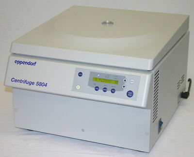 Eppendorf Centrifuge Model 5804