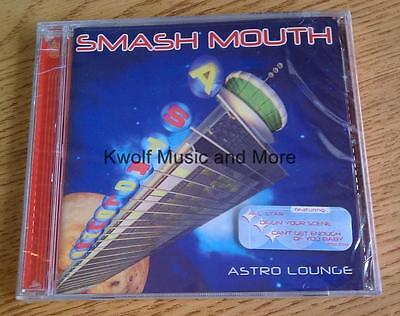 "SMASH MOUTH   ""Astro Lounge""   New/Sealed   (CD,1999, Interscope) on Rummage"