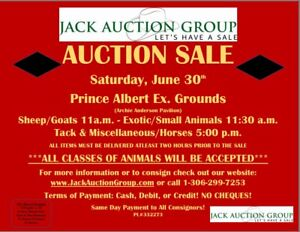 Exotic Animal Auction
