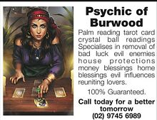 Psychic studios Of Burwood Burwood Burwood Area Preview