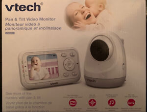 V tech pan & tilt Video monitor (gift item)