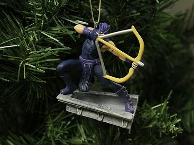 "The Avengers ""Hawkeye"" Superior Christmas Ornament, Marvel"