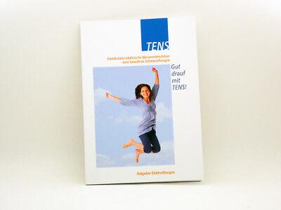 Buch - Ratgeber: Gut drauf mit TENS -- Anleitung für die Selbstbehandlung