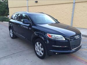 Audi Q7 3.6 Premium Package* With Rear View Camera & DVD