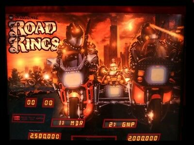 ROAD KINGS Complete LED Lighting Kit custom SUPER BRIGHT PINBALL LED KIT