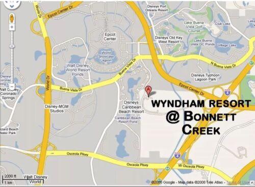 WYNDHAM BONNET CREEK , 2 BD/2BTH , SLEEPS 8, 2022 ,BOOKINGS - $1,250.00