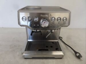 Breville the barista Express coffee  available for rent