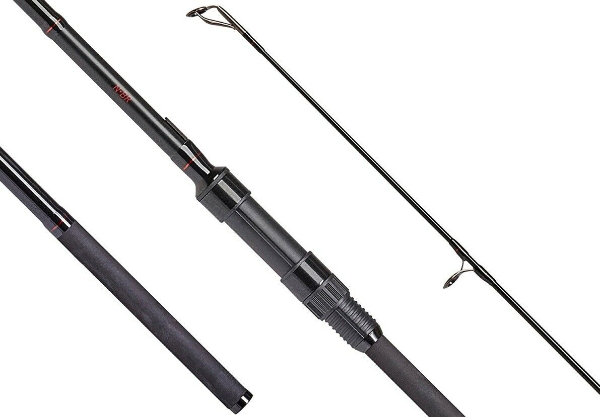 DAM MAD N-BR Karpfenrute 12ft / 3,60m / 2,75lbs Karpfenangel 2-teilig Angelrute
