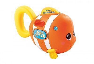 vtech Badespaß FISCH für die Badewanne Spielzeug ab 9 Monate Geräusche