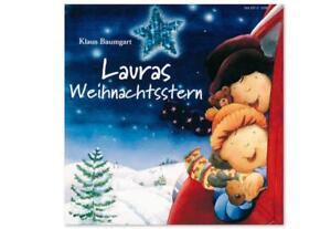 ~ Lauras Weihnachtsstern ~ Klaus Baumgart ~ CD ~ Liederhörspiel ~ NEU