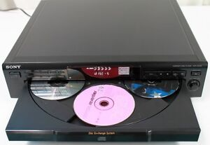 Looking for a five disc CD player