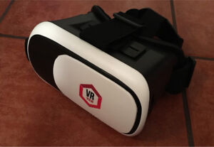 Casque virtuel pour iPhone android