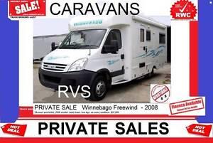 CARAVANS  &  RVS -Going cheap Jayco winnebago  Roma Melbourne CBD Melbourne City Preview