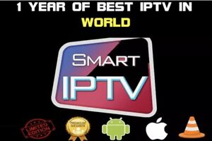 4K IPTV Services 15.000 channel. No need TV box