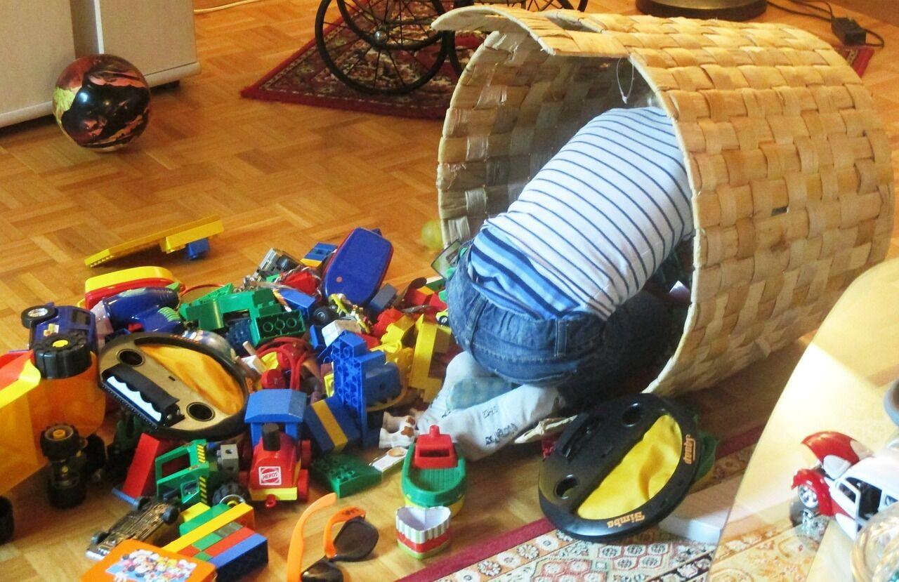 MMZ Toys & Clothes