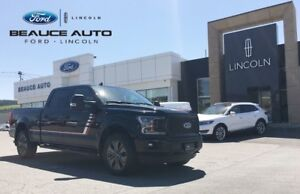 2018 Ford F-150 LARIAT / EDITION SPECIAL
